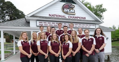 Warhawks perform at Louisiana Tech