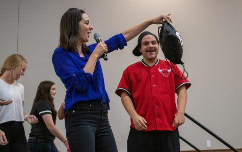 Interactive comedy show brings awareness on campus alcohol safety