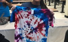 Students unite at Tie-Dye Social