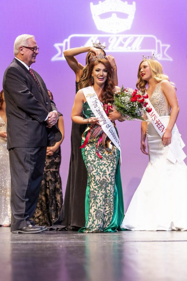 Whitman passes crown to Miss ULM 2020