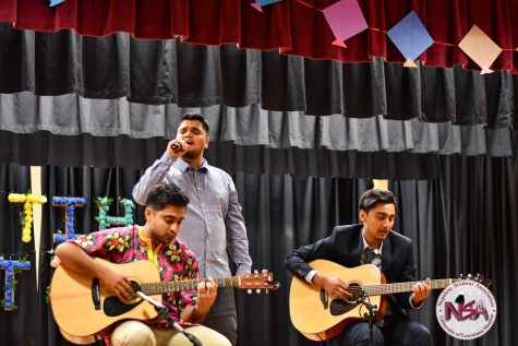 Communication department hosts three nights of skits