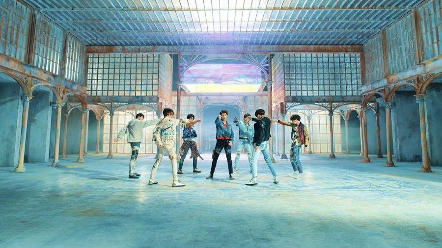 Korean pop music spreads globally