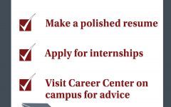 Students prepare for future with Career Center's event