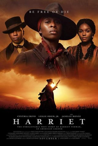 'Harriet' shows bravery, strength