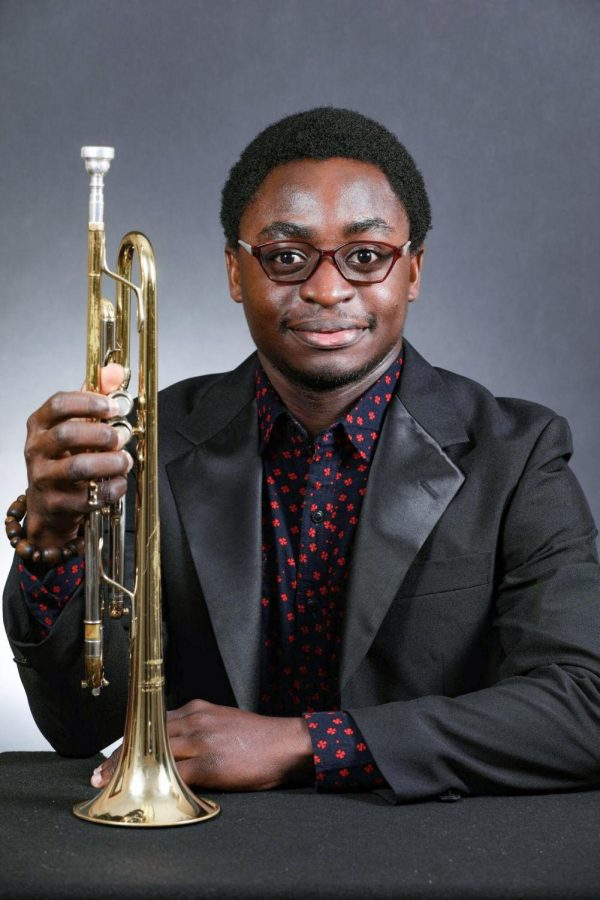 Abang recognized by Jazz Education with famed scholarship