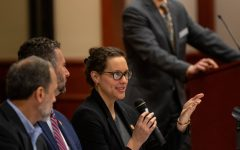 Panel educates Monroe about Middle East issues