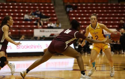 Warhawks woes continue against Red Wolves