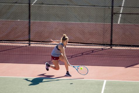 Tennis set to make racket in upcoming spring season play