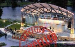 Amphitheater plans put on hold due to insufficient funds