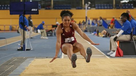 T&F wrap up indoor season