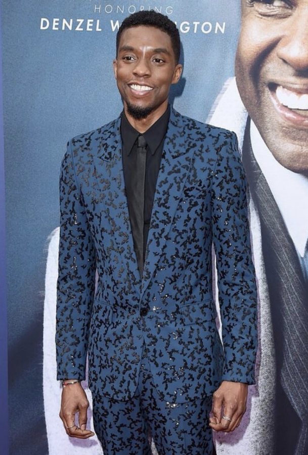 'Black Panther' star  Chadwick Boseman dies at 43