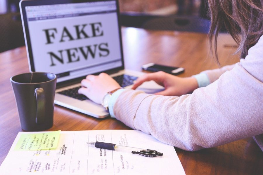 How to spot fake news sources