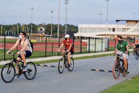 Exercise, socialize on the bayou
