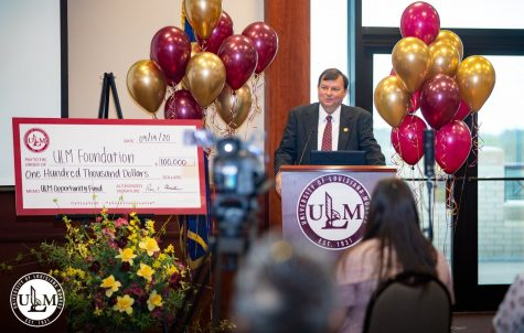 Fund to support ULM community with programs, tuition assistance