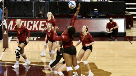 Texas State takes down Warhawks over weekend