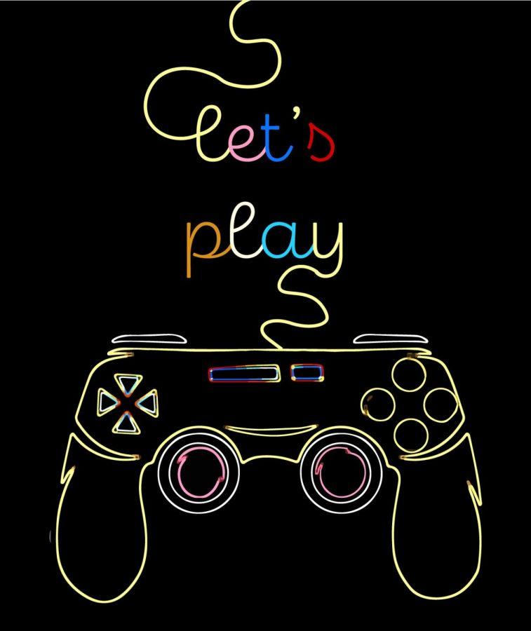 Students establish campus gaming community
