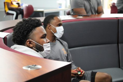 Madden fans face off at tournament