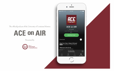 ULM introduces new podcast 'Ace on Air'