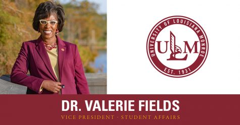 Valerie Fields becomes ULM's first female vice president