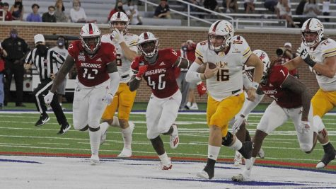 Missed red-zones cause loss at South Alabama