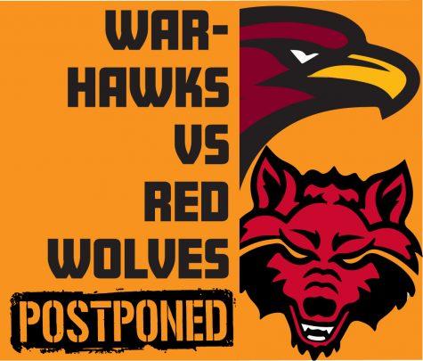 COVID-19 postpones Ark. State game