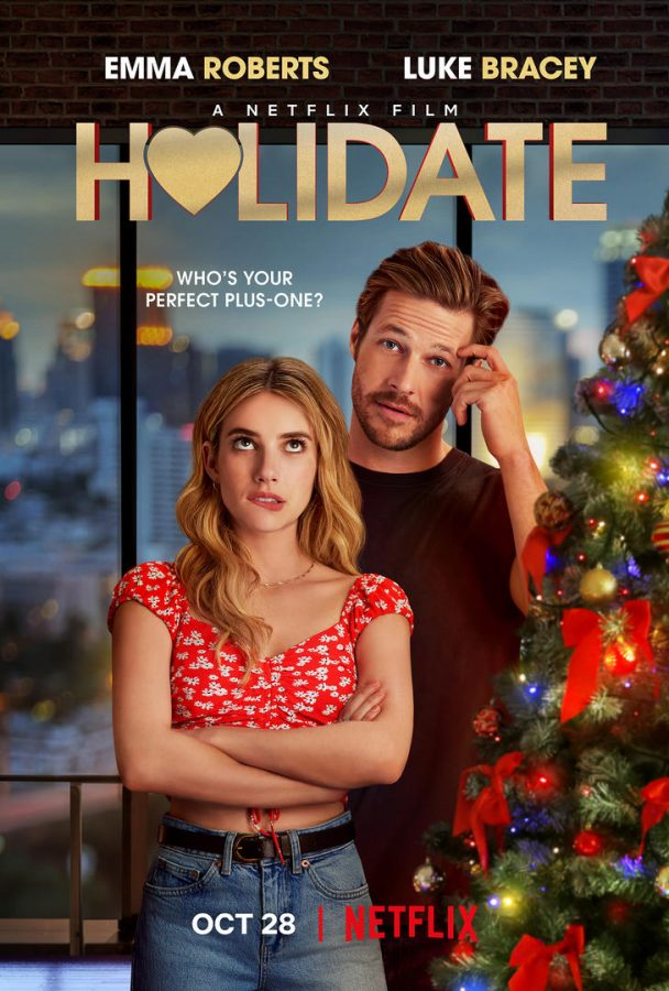 Netflix original 'Holidate' is no holiday treat