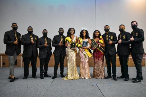 Fraternity uplifts black women through pageant