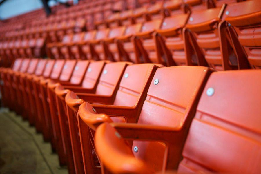 Game attendance motivates athletes