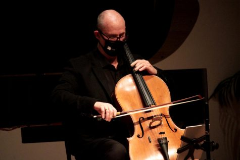 Bach to Life: Cellist strings music magic