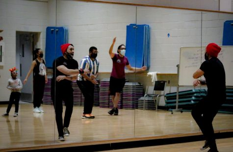 Warhawks 'Dance It Out,' learn about history of break-dancing with International Student Association