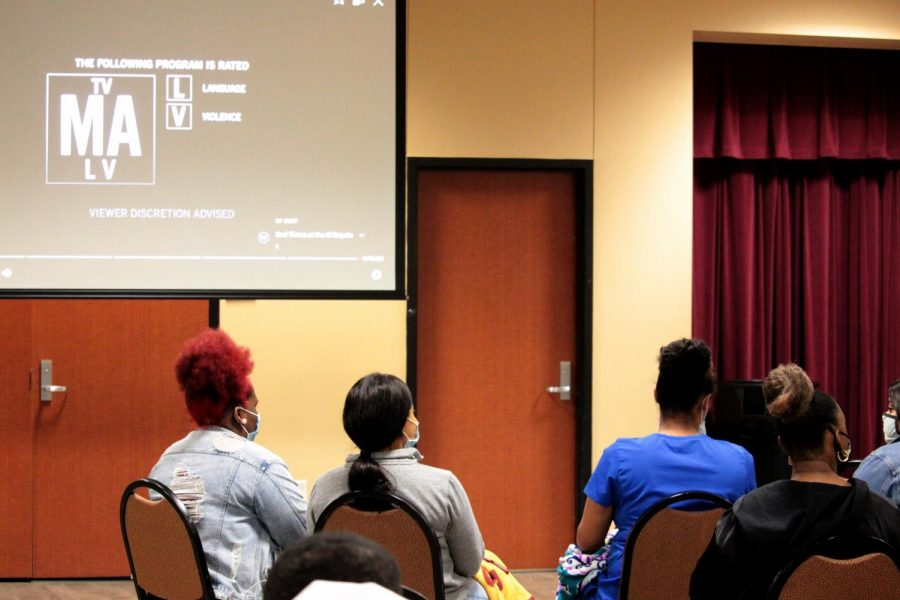 Movie night screening spreads awareness, educates students on systemic racism