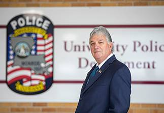 Tom Torregrossa selected as finalist for Campus Safety Director of the Year