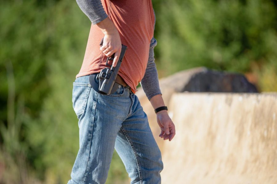 Bill aims to allow concealed carry of guns without permit