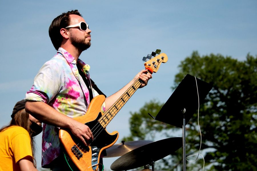 Spring Fever celebrates music by  showcasing local musicians at Bayou Park