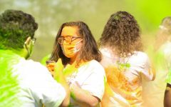 Students compete in heated battle of colors