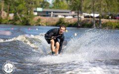 Water ski team dazzles at spring fever showcase