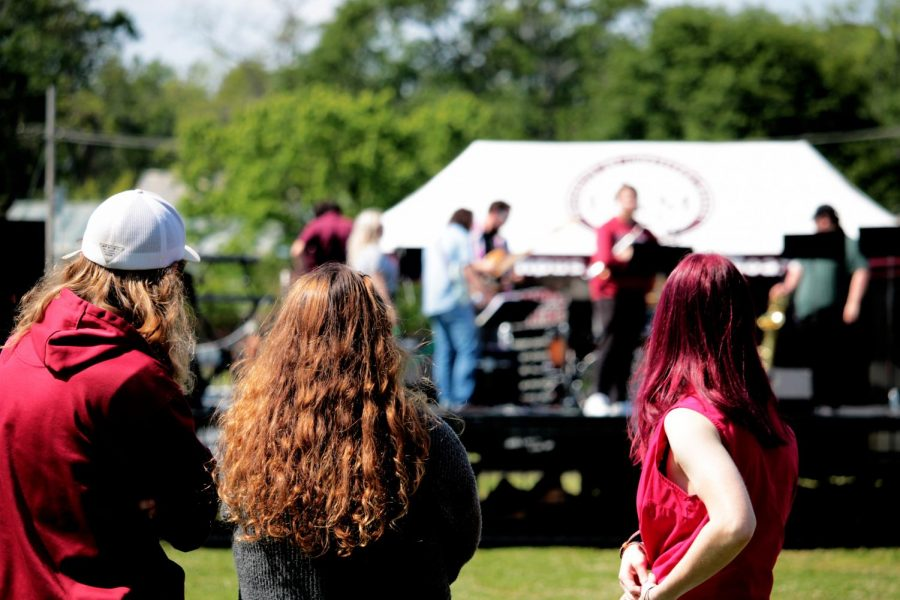 First annual Bayouval music festival coming to campus in September