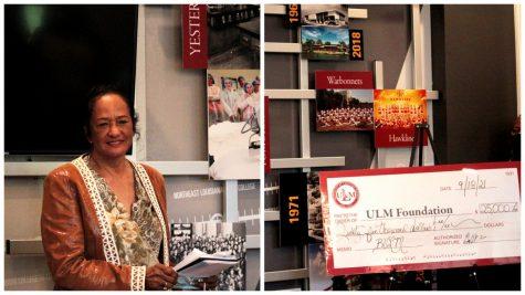 Alumni fully fund Dr. Alex John Jr. endowed scholarship