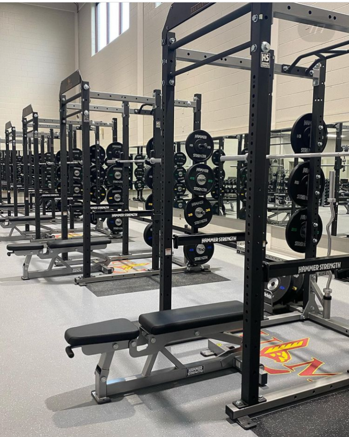 Activity+Center+launches+revamped+weight+room