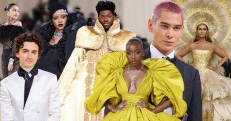 Celebrities dazzle at 2021 Met Gala fundraiser