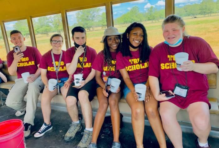 TRIO camp helps 1st generation freshmen transition into college