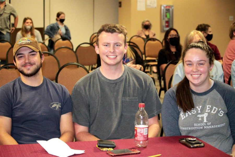 Brilliant minds compete at this years Brain Bowl competition