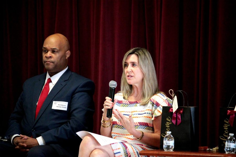 Panel helps students prepare for career fairs