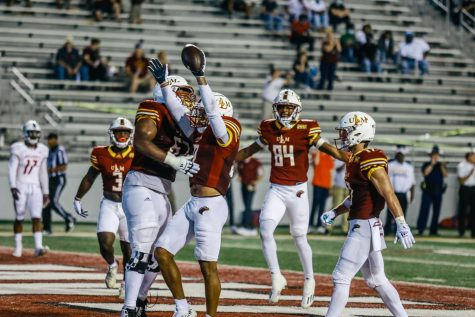 Homecoming heroes shine in win over South Alabama