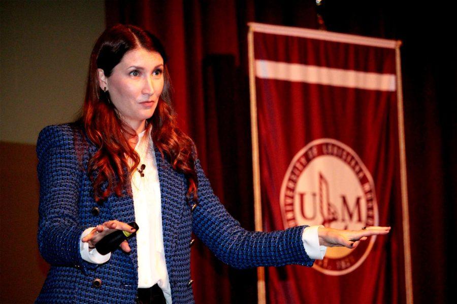 Symposium motivates students to value their goals