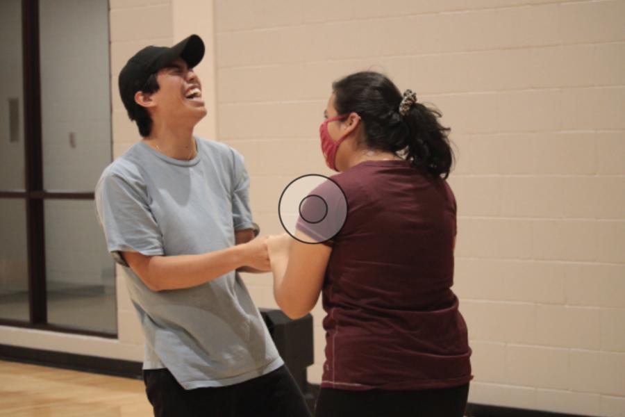 Warhawks celebrate Hispanic culture with food, music