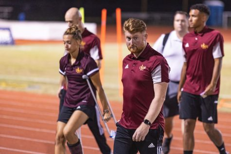 Coach Fraser shines in revival of soccer program