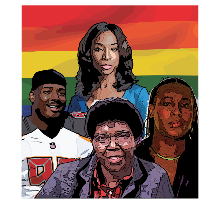 5+dazzling+prides+of+LGBTQ+community
